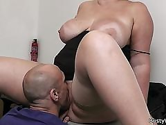 Office porn clips - bbw fat ass