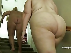 Bubble Butt porn tube - fat girls having sex