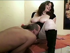 FFM sex videoer - fat girl knullet